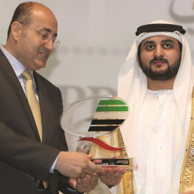 LIN SCAN proudly presents Dubai Quality Appreciation Award