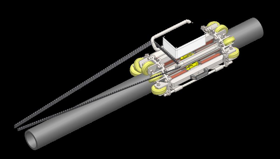 External MFL Inspection Tools