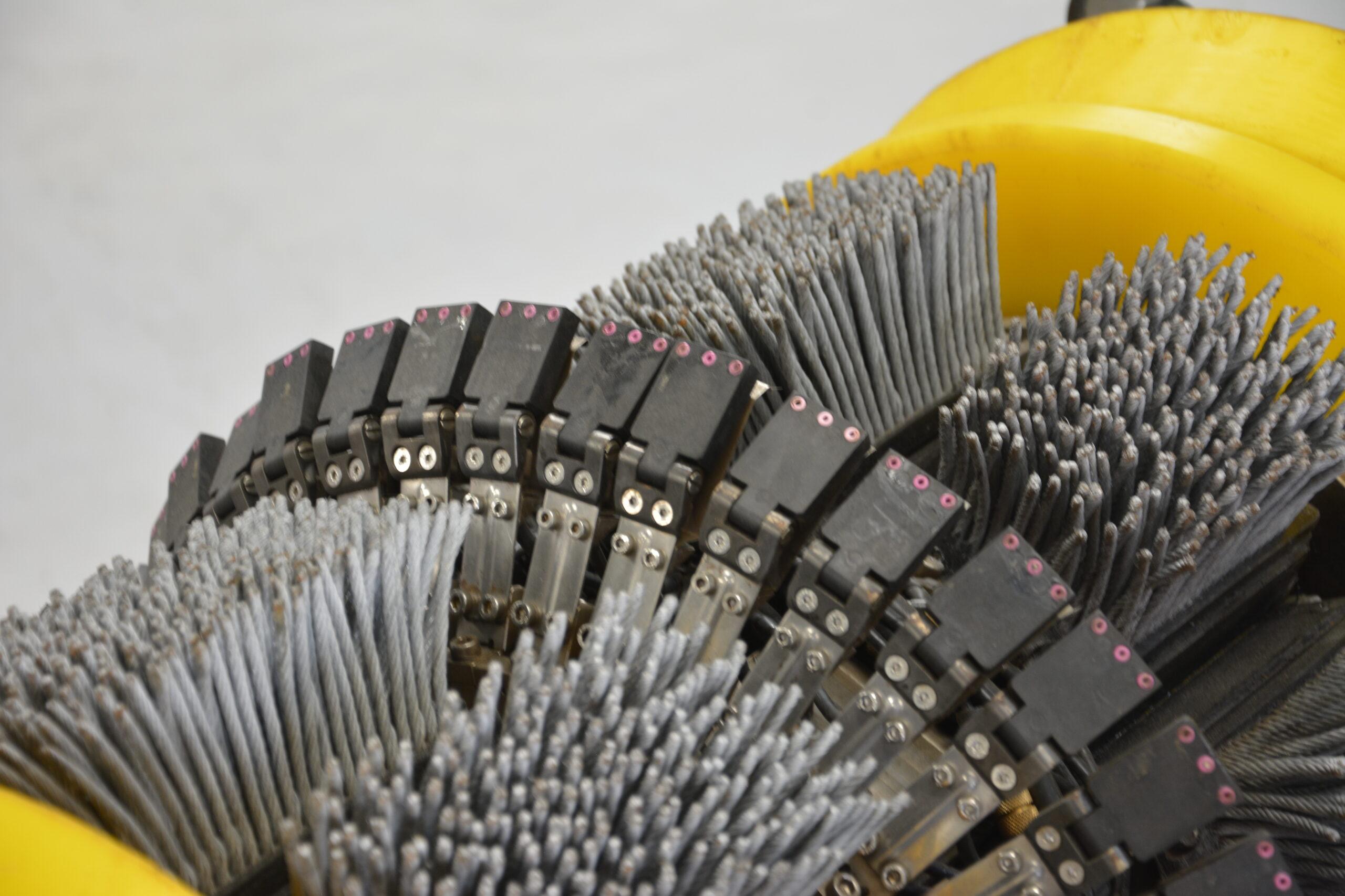 Magnetic Flux Leakage (MFL) Inspection